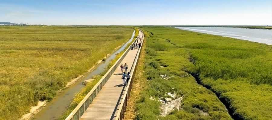 Parque Linear Ribeirinho do Estuário do Tejo