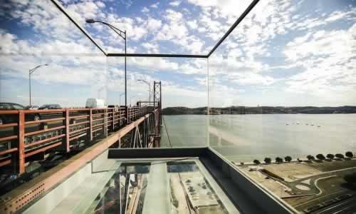 Miradouro Ponte 25 de Abril