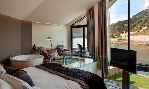 5 Hotéis Românticos no Douro