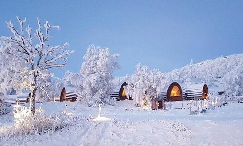 Hotéis na Serra da Estrela para uma Escapadinha na neve