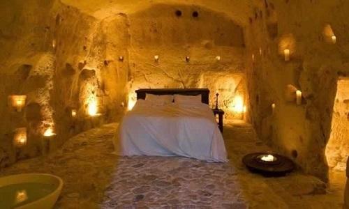 Sextantio Le Grotte