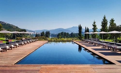 Six Senses em pleno Douro Valley