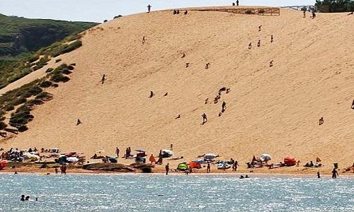 Praia Salir do Porto