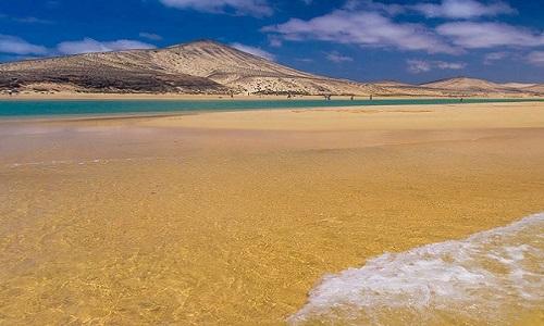 Fuerteventura nas Canárias