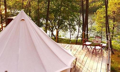 Tipi Tendas e Bungalows Lima-Escape