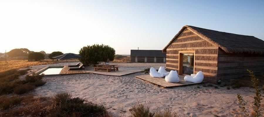 Casas na Areia