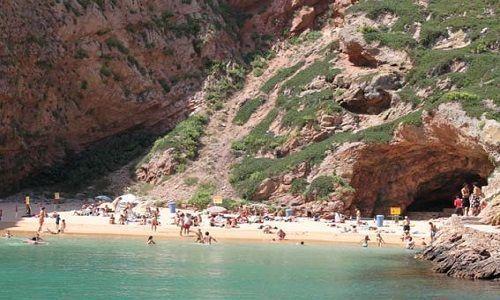 Praia da Berlenga Grande