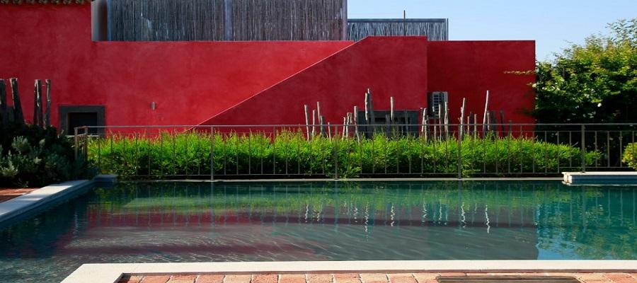 Fazenda nova country house for Boutique hotels corsica