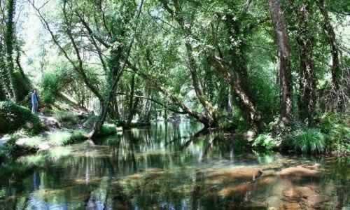 Praia Fluvial das Fragas de S. Simão