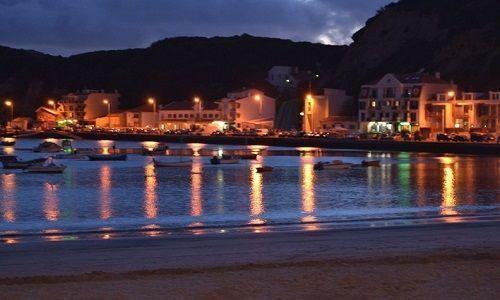 Baía São Martinho do Porto