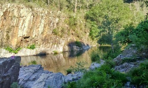 Praia Fluvial Poço da Cesta