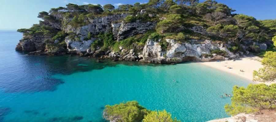 Macarelleta em Minorca