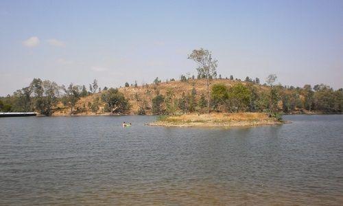 Praia Fluvial da Mina de S. Domingos