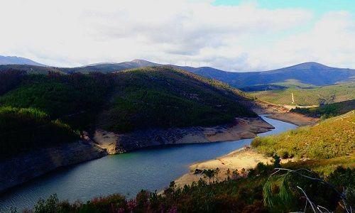 Praia Fluvial Barragem de Santa Luzia