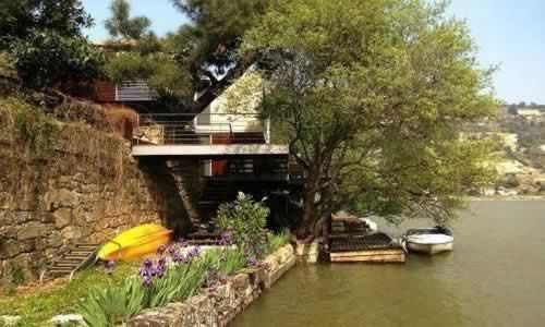Casa D Agua junto ao Douro