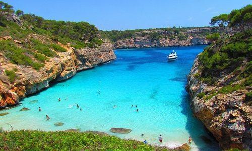 Praia Calo des Moro