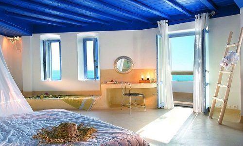 Suite romântica com piscina interior privativa?