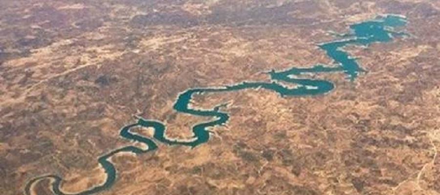 Rio do Dragão Azul