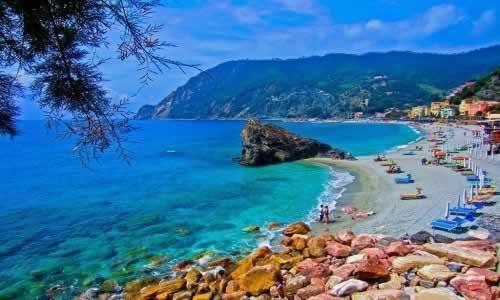 Cinque Terre na Italia