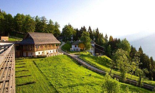 Resort de montanha com SPA holístico