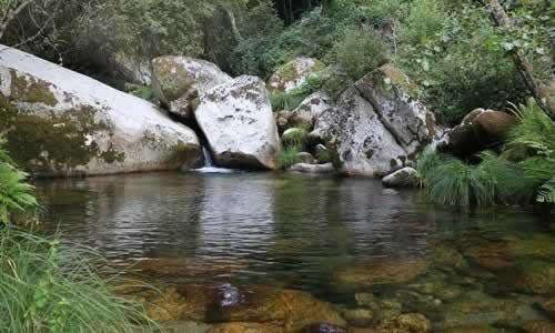Praia Fluvial de Lapa dos Dinheiros