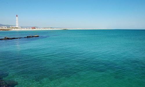 Praia Ilha do Farol