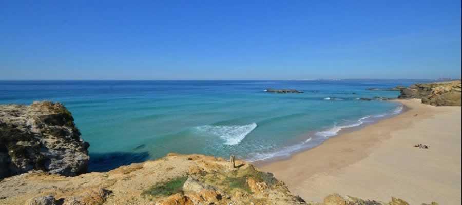 Praia Grande de Porto Côvo