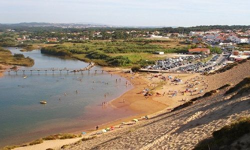 Praia Fluvial Salir do Porto