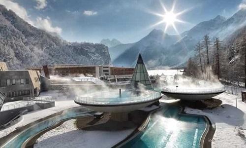 Aqua Dome 4 Sterne Superior Hotel