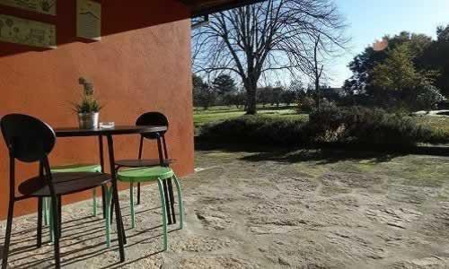 Casa das Palmeiras em Gandufe