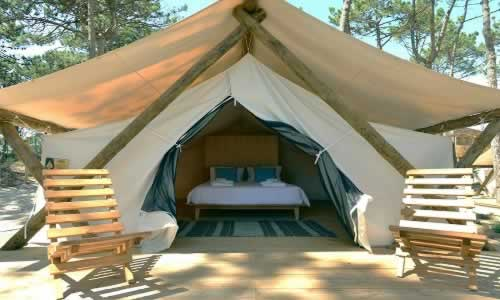 Bukubaki Eco Surf Resort Canadian Rooms