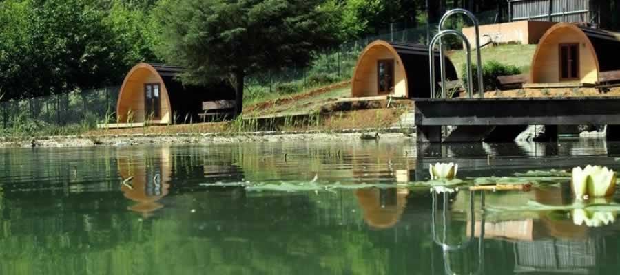 Bungalows Parque Biologico de Vinhais