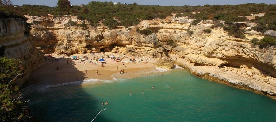 Praia das Fontainhas
