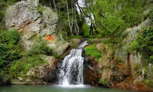 Cascata Natural do Pego da Rainha