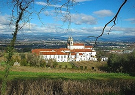 Braga - Mosteiro de Tibães