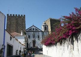 Óbidos - Igreja de Santiago do Castelo
